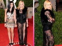 Madonna, sin duda, la mayor hortera de bolera de las fiestas post-Oscars