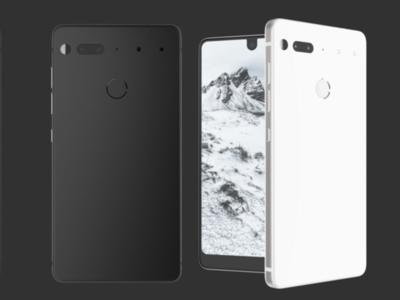 El Essential Phone de Andy Rubin llegaría a Europa, Reino Unido y Japón
