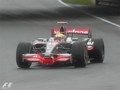 Hamilton por encima del resto en la segunda sesión