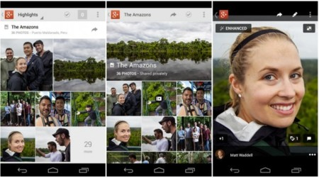 Nueva versión de Google+ para Android con mejoras presentadas en I/O