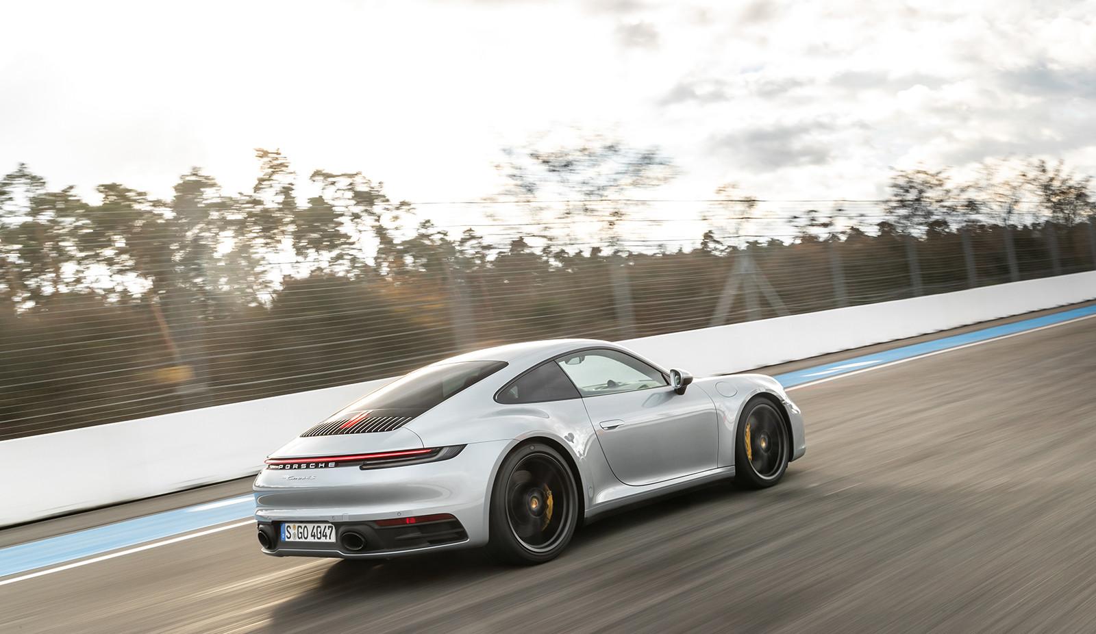 Foto de Porsche 911 992: descubriendo su tecnología (3/19)