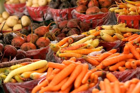 La zanahoria no siempre fue naranja