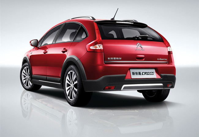 Citroën C4 Cross