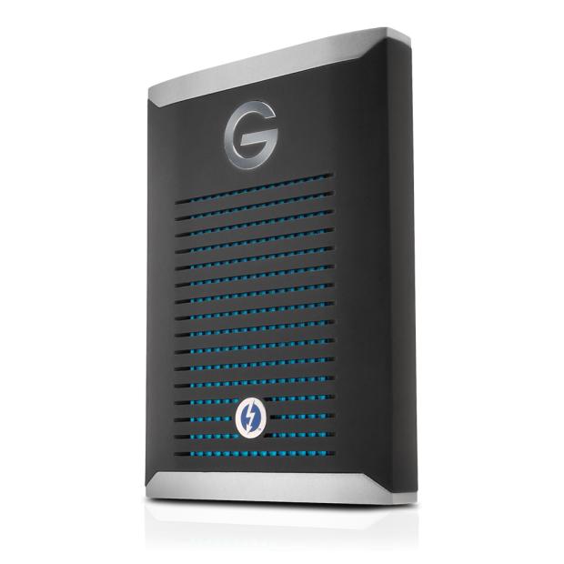 WD G-Drive Pro