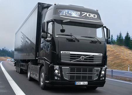 Volvo FH16 700, el camión más poderoso del Mundo