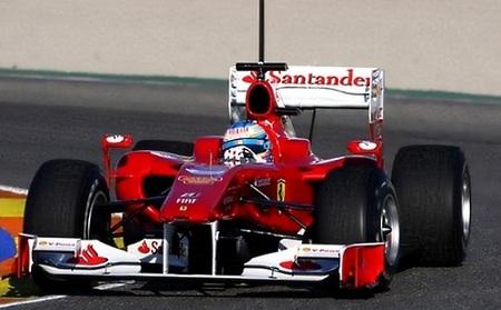 Ferrari y Fernando Alonso no decepcionan en el arranque de pretemporada