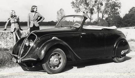 Article 75 Anos De La Primera Parada Del Peugeot 202 101364