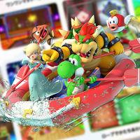Los 80 minijuegos de Super Mario Party reunidos y ordenados en un divertidísimo vídeo