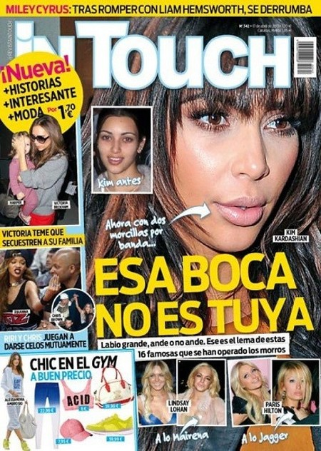 portada In touch