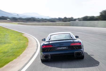 Audi R8 2019 Toma De Contacto 185