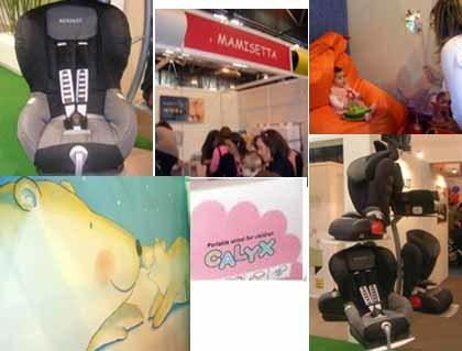 Feria Bebés & Mamás: novedades varias - (Parte I)