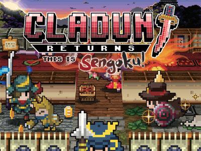 Cladun Returns: This is Sengoku! saldrá en Norteamérica el próximo año y tendrá edición limitada