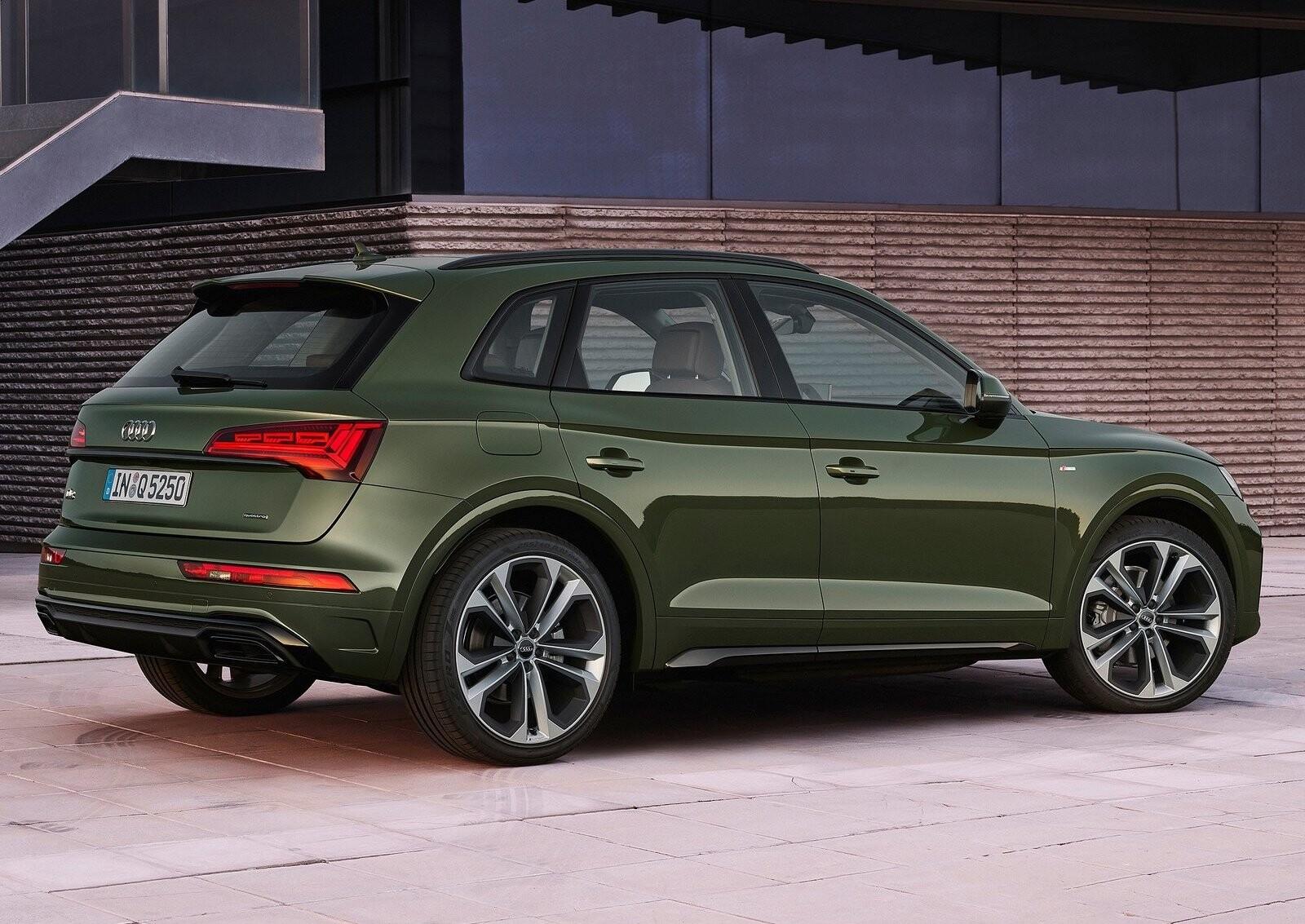 Foto de Audi Q5 2021: Precios, versiones y equipamiento en México (6/13)