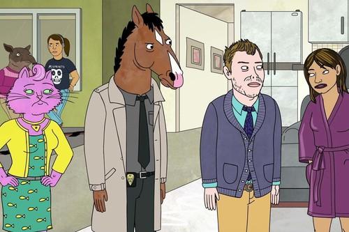 'BoJack Horseman' confirma en su quinta temporada que es una de las mejores series animadas de la historia