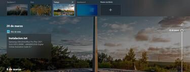 Los escritorios virtuales de Windows 10 mejoran en Sun Valley: así pueden personalizarse sin salir del menú contextual