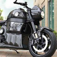 Esta moto eléctrica es la renovada Lito Sora: 290 km de autonomía, más de 73.000 euros y sólo 20 unidades