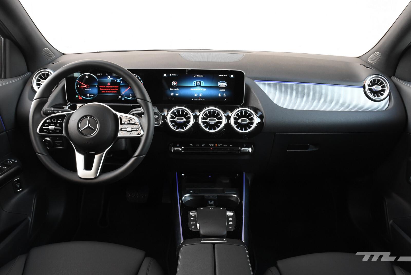 Foto de Mercedes-Benz GLA 200 (prueba) (18/30)