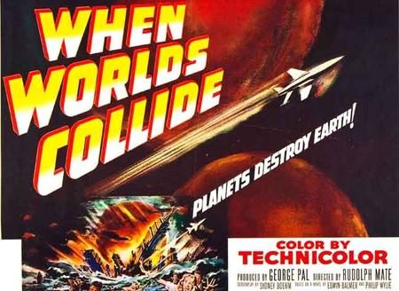 Ciencia-ficción: 'Cuando los mundos chocan', de Rudolph Maté