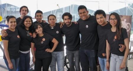 Universitarios queretanos han diseñado paseos virtuales en bici: pedaleando y conociendo