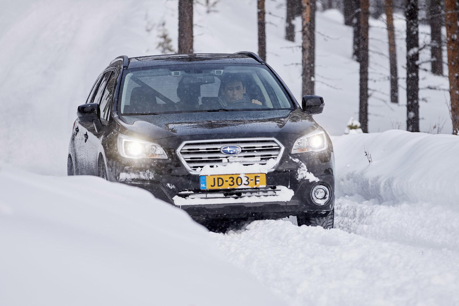 Foto de Subaru Snow Drive 2016 (59/137)