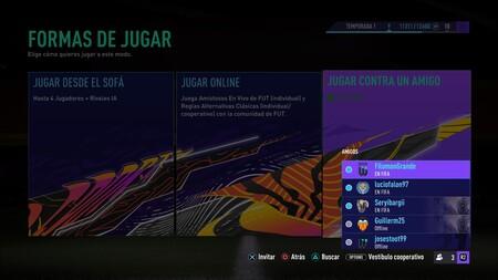 Fifa 21 Central De Fut En Los Menus 44