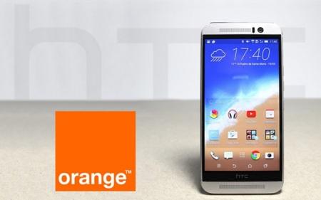 Precios HTC One M9 con Orange y comparativa con Vodafone