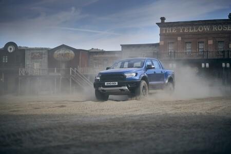 ¡Y acción! La Ford Ranger Raptor estrena edición especial con un espectacular vídeo al estilo spaghetti western