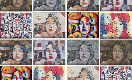 Así puedes transformar tus fotos en obras de arte de Frida Kahlo o Van Gogh (entre otros artistas) solo con una aplicación
