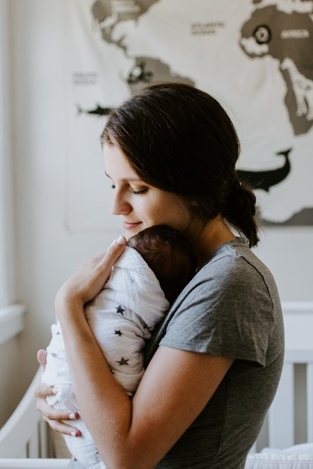 Mama Recien Nacido