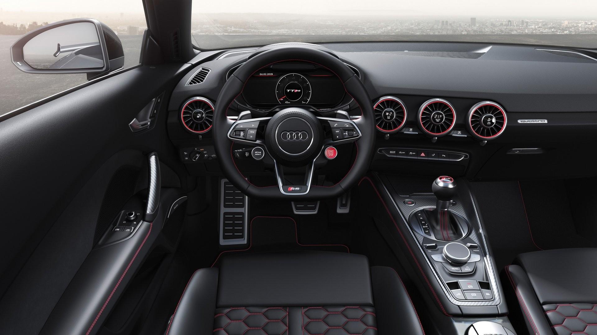 Foto de Audi TT RS 2020 (51/53)