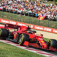 Carlos Sainz consigue su cuarto podio en la Fórmula 1 tras la descalificación de Sebastian Vettel en Hungría