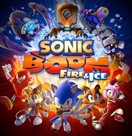 SEGA quiere reivindicarse y anuncia Sonic Boom: Fire & Ice para 3DS