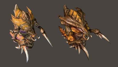 Así lucen actualmente los zerg en 'StarCraft II'