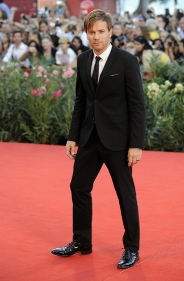 Foto de George Clooney, Ewan McGregor, Matt Demon y más nombres en el Festival de Venecia 2009 (17/35)