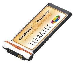 Cinergy HT express, tarjeta híbrida de TV para ExpressCard
