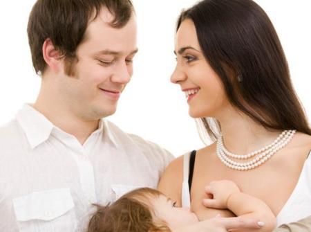 El papel del padre en la lactancia 2