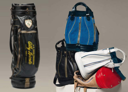 Lacoste lanza una línea de bolsos inspirados en la bolsa de golf de Catherine Lacoste: Cathy Bag