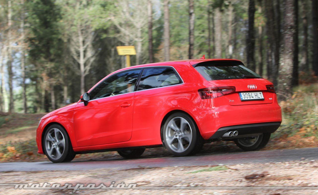 Foto de Audi A3 2.0 TDI (prueba) (10/52)
