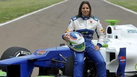 Simona de Silvestro cree que ha llegado su momento de correr en Fórmula 1
