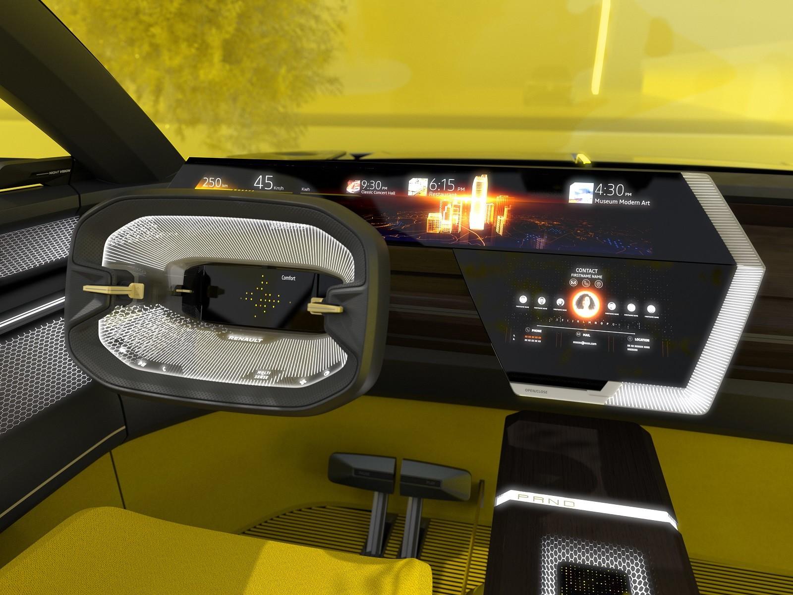 Foto de Renault Morphoz concept (7/8)