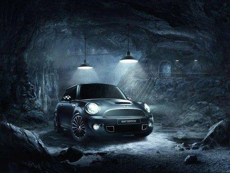 MINI Cooper Mat Edition, edición especial para Francia