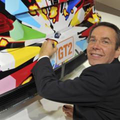 Foto 9 de 10 de la galería bmw-gt2-art-car en Motorpasión