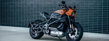 """Así """"ruge"""" la nueva LiveWire: la primera moto eléctrica de Harley-Davidson que llegará en 2020"""