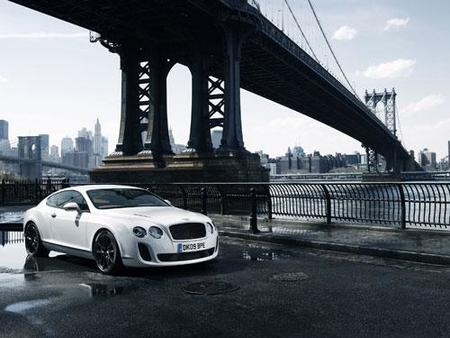 El Bentley Continental se pasa al E85