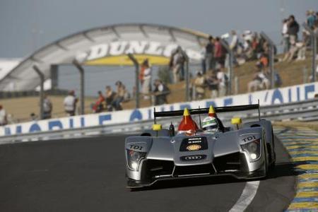 Audi anuncia sus pilotos para las 24 horas de Le Mans