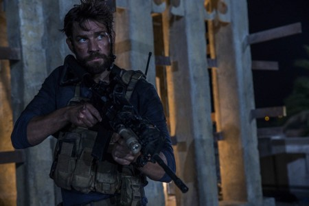 John Krasinski 13 Horas Los Soldados Secretos De Bengasi