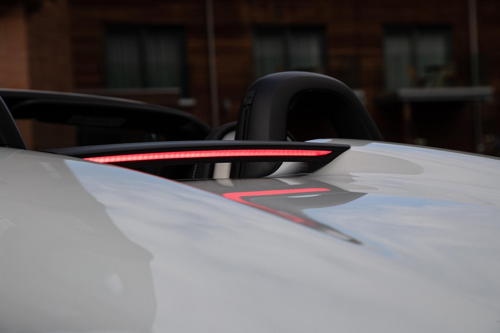Foto de Porsche 718 Spyder (prueba contacto) (93/296)