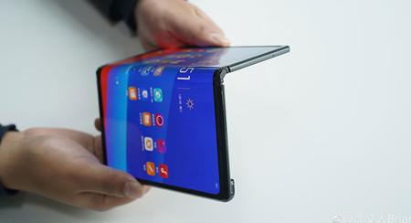Oppo Smartphone Plegable Flexible