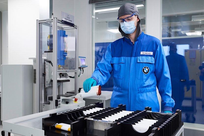 BMW y Varta solicitan fondos a Alemania: quieren fabricar baterías