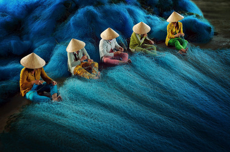 Ganadora Asia Pacífico: Urban Photographer of the Year 2014